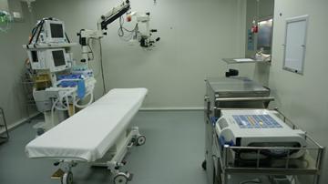 烟台康爱眼科医院抢救室